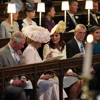 Boda del príncipe Harry y Meghan Markle: Kate Middleton luce una espectacular melena