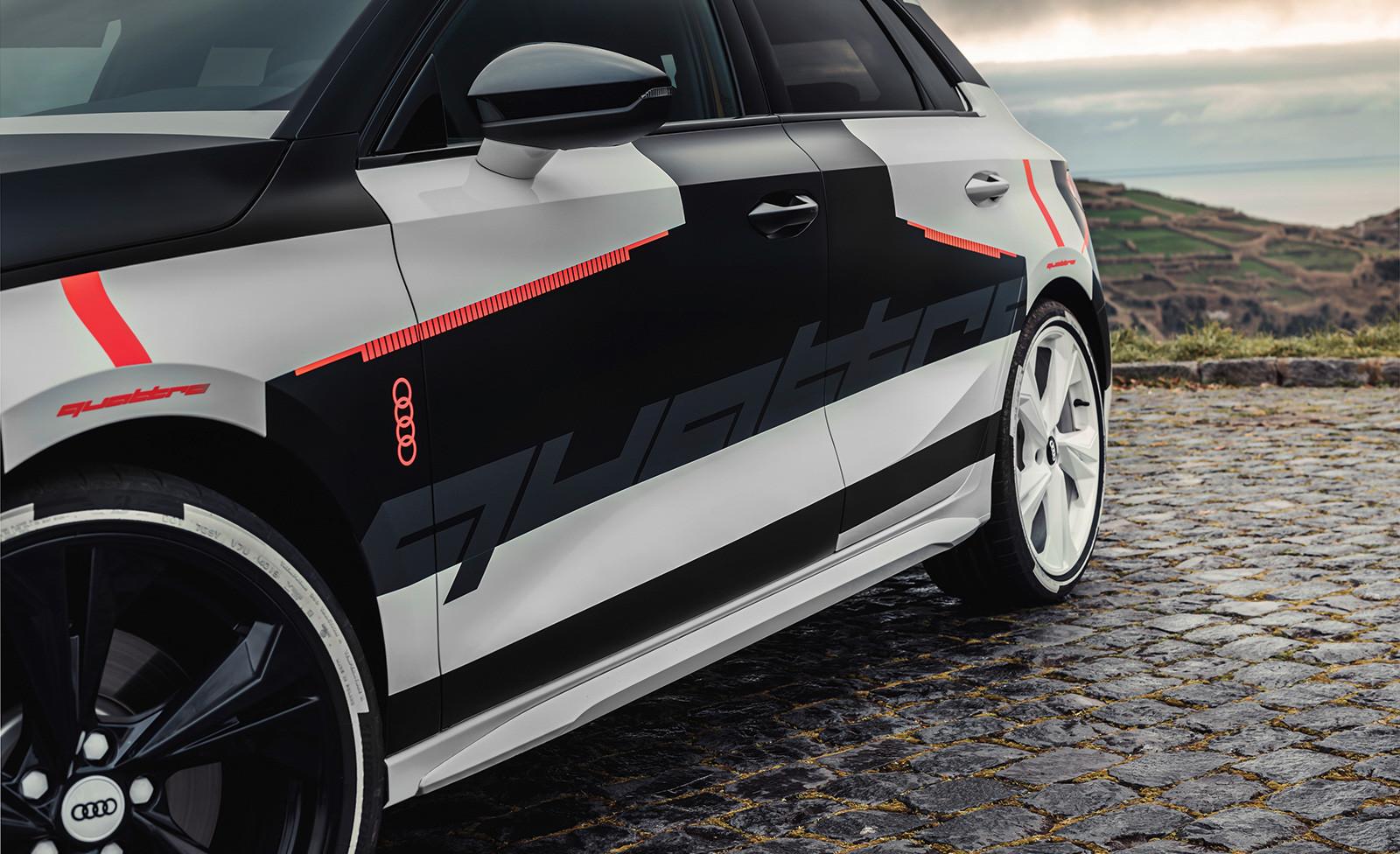 Foto de Audi S3 Sportback 2020, teaser (4/13)