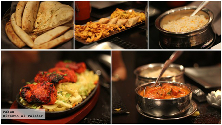 Restaurante Tandoori Station