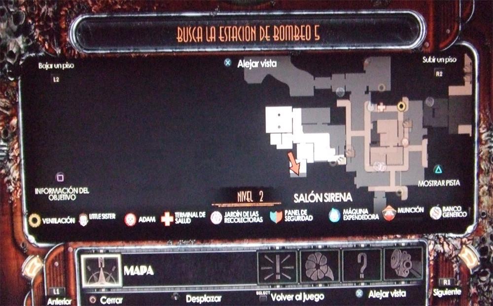 Foto de 'Bioshock 2': guía (Avenida de la Sirena) (15/43)