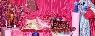 La colección de Ikea junto a la diseñadora Zandra Rhodes promete ser tan deseada como la de Virgil Abloh