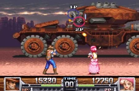 Wild Guns, el Cabal de la Super Nintendo, volverá a la vida 22 años después mediante PS4