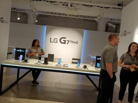 Lg G7 Prueba Camara
