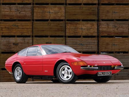 Ferrari 365 Gtb 4 Daytona 1968 74