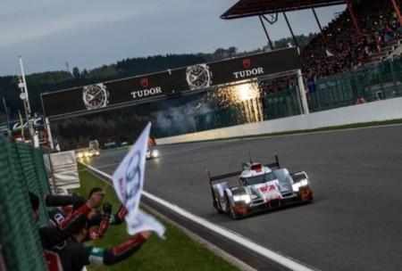 Otra carrera espectacular, otra victoria de Audi