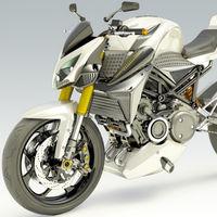 La Furion M1 promete ser la primera moto híbrida del mundo con 175 CV y 30 km de autonomía eléctrica