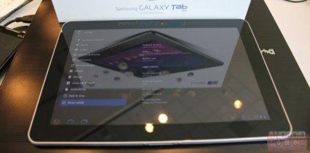 Samsung Galaxy Tab 10.1 Edición limitada regalada durante el Google I/O