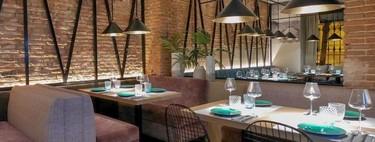 Hake Mate, el nuevo y sofisticado restaurante espacio after work de la Milla de Oro de Madrid