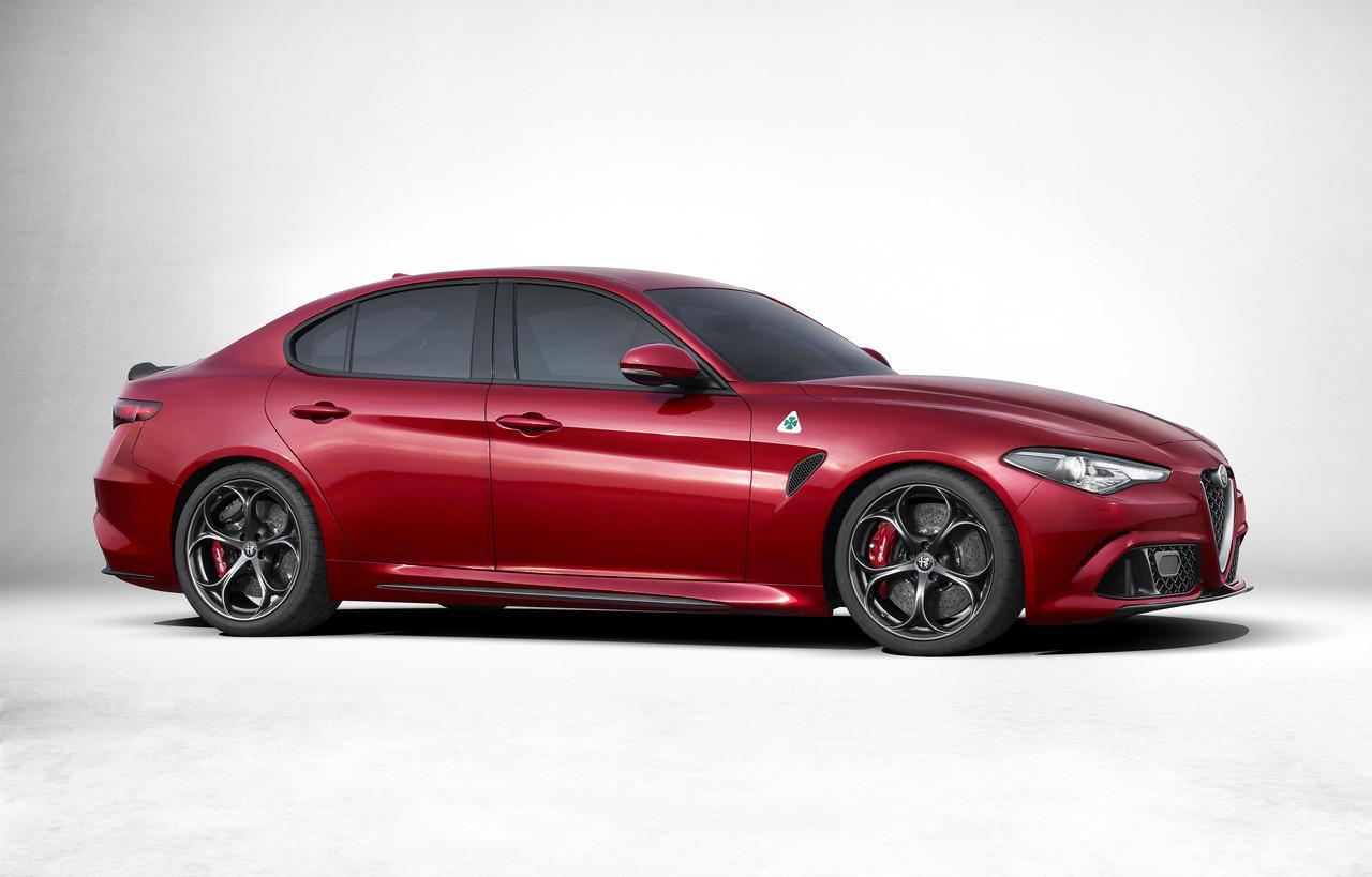 Foto de Alfa Romeo Giulia (7/10)