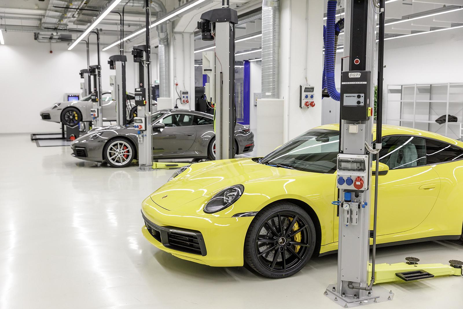 Foto de Porsche 911 992: descubriendo su tecnología (13/19)