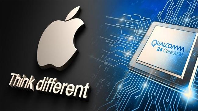 El riesgo de Apple al prescindir de Qualcomm en favor de Intel: apostar por el caballo más lento