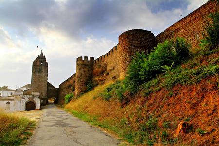 Castelo No Monte Maior Montemor O Novo