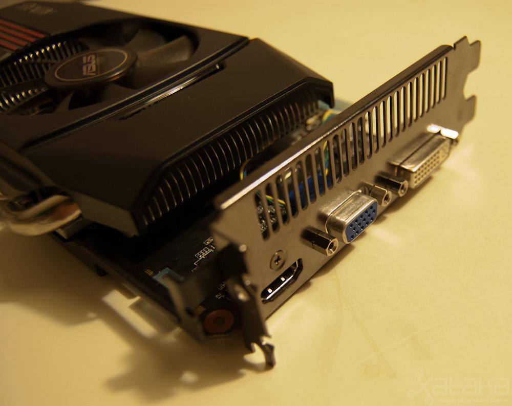 Foto de NVidia GTX 550 Ti, análisis (4/7)