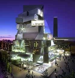Así será la Tate Modern de Londres