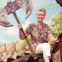 Shirley Curry, la encantadora YouTuber de 82 años, será inmortalizada como un NPC de The Elder Scrolls VI