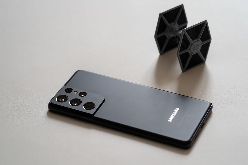 Samsung muestra cómo lucen los temas Material You Android 12 en sus Galaxy