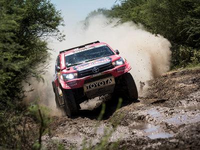 Quien quiera competir en el Dakar 2019 tendrá que ser con un 4x4 con motor turbo de gasolina