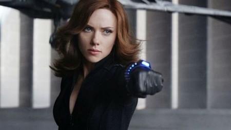 Black Widow Movie Marvel Scarlett Johannson