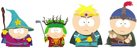 'South Park: The Stick of Truth' nos muestra el fin del mundo de la mano de Cartman, Kenny y compañía  [E3 2012]