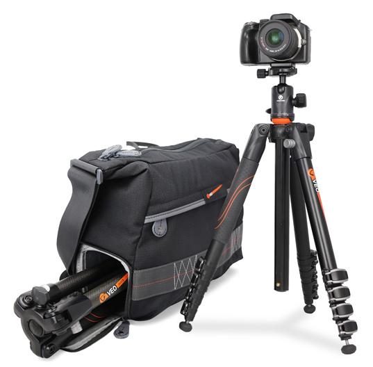 Vanguard lanza VEO, su nueva línea de accesorios para fotografía de viaje