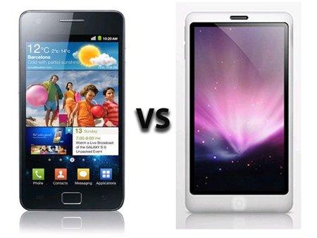 Samsung Galaxy SII es el mejor teléfono del año