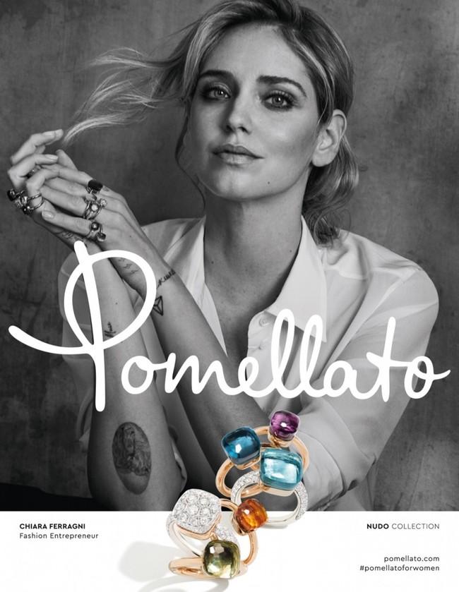 Chiara Ferragni Pomellato 2018 Campaign03