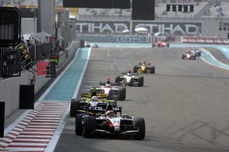 ¿Como está la parrilla de la GP2 2011?