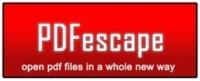 PDFescape, gestor online de archivos PDF