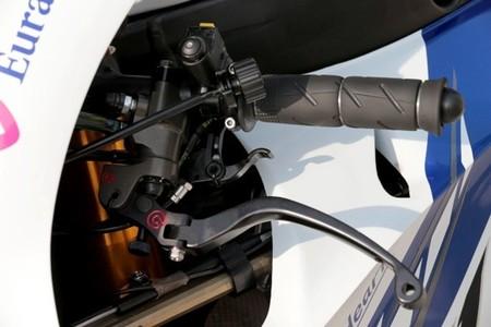 """Yamaha ya tiene su propia """"leva de la discordira"""" para el cambio Seamless"""