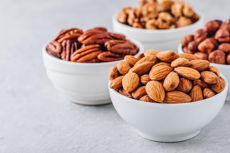 Las mejores recetas con frutos secos para incluir en tu dieta y perder peso