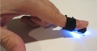 Magic Finger, o cómo sacar el control táctil de las pantallas y llevarlo a la punta de los dedos