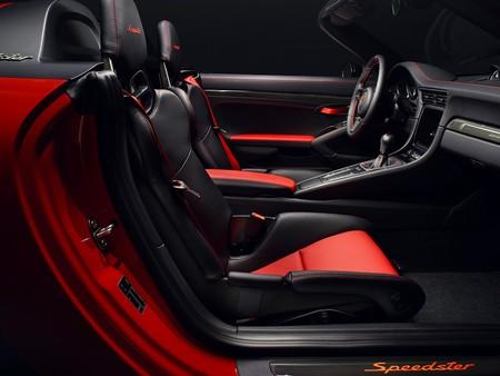 High 911 Speedster Concept 2018 Porsche Ag 2