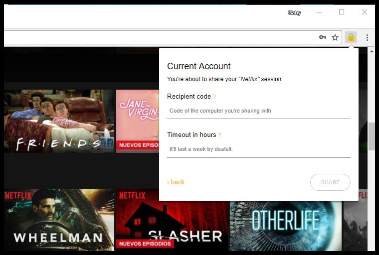 Compartir Cuenta De Netflix