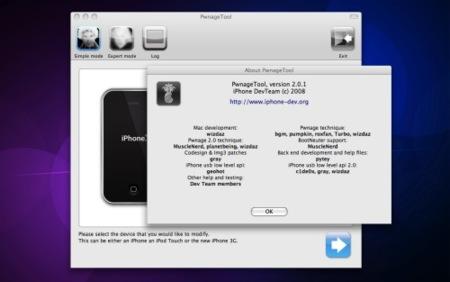 El iPhone dev-team actualiza PwnageTool a 2.0.1 para corregir errores de instalación