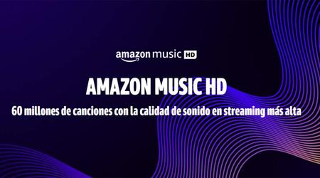 Disfruta de más de 60 millones de canciones en streaming en máxima calidad gratis durante 3 meses con Amazon Music HD