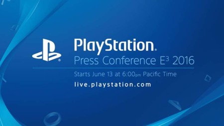 Conferencia de PlayStation en el E3 2016