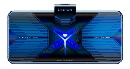 Lenovo Legion Phone: la entrada de Lenovo en el 'gaming móvil' llega con 16GB de RAM y pantalla de 144Hz