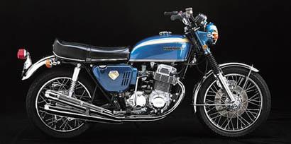 Honda CB 750 1969