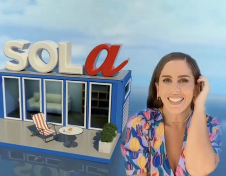 Anabel Pantoja, el hámster de Mediaset que vivirá enjaulada, muy 'Sola' y  con vigilancia las 24 horas
