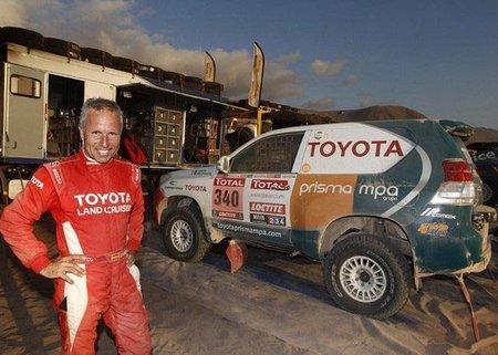 Entrevista a Xavier Foj. Monsieur Dakar en versión española