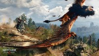 Menú para la cena: Wyvern asado, por cortesía de The Witcher 3: Wild Hunt [PAX East 2015]