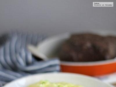 Receta de Champ, el puré de patatas irlandés que te convencerá para siempre