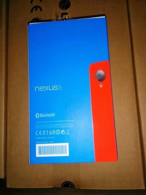 Foto de Google Nexus 5 rojo (3/7)