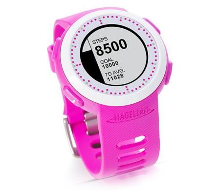 Magellan Echo Fit, un reloj deportivo que tira de aplicaciones móviles