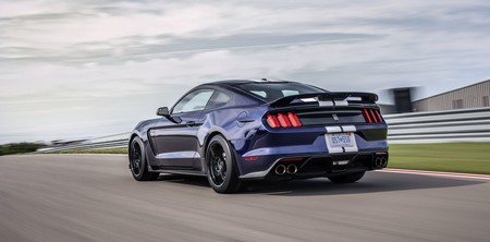 Shelby Mustang Gt350 2019