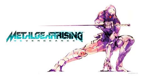 Así luce el traje de Cyborg Ninja en 'Metal Gear Rising: Revengeance'