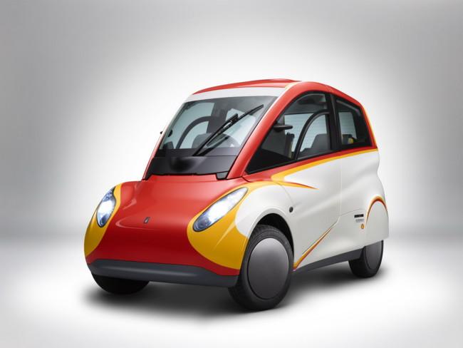 Gordon Murray y su Shell Concept Car estarán en Pekín