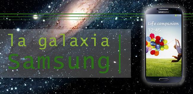 Galaxia Samsung