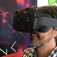 HTC Vive: probamos la RV de Valve... y nos metemos en el universo Portal