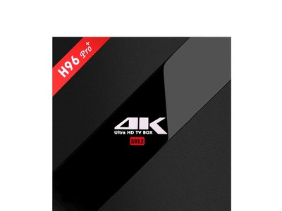 Cupón de descuento: TV Box Android H96 Pro Plus, con 3GB de RAM, por 53,86 euros